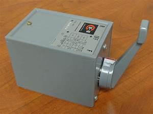9441h284  Reversing Drum Switch  Cutler Hammer    Motor