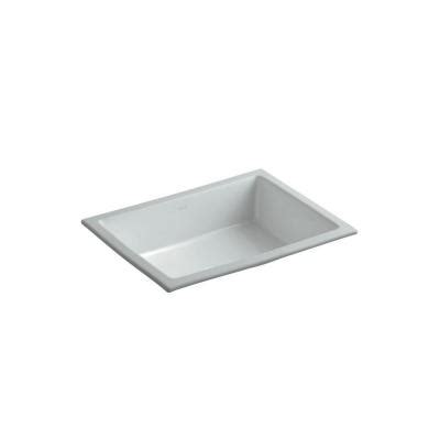 Kohler Verticyl Undermount Sink by Kohler Verticyl Vitreous China Undermount Bathroom Sink
