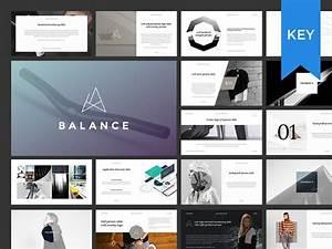Balance Keynote Presentation Theme