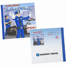 4imprintcom Learn About Book  Police Officers 143262pol