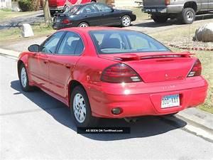 2004 Pontiac Grand Am Se1 Sedan 4