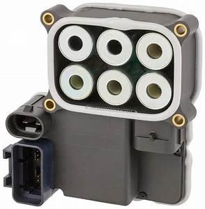 Diagram Abs Pump Motor Control Module 2003 Cadillac Escalade