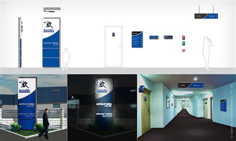 Anomishere Design Company - Signage Portfolio