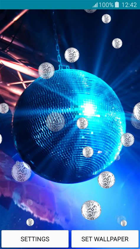 wallpapers disco ball