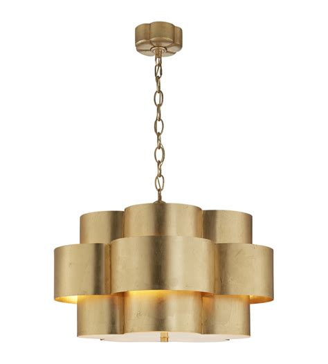 visual comfort lighting visual comfort arn 5306g aerin modern arabelle hanging