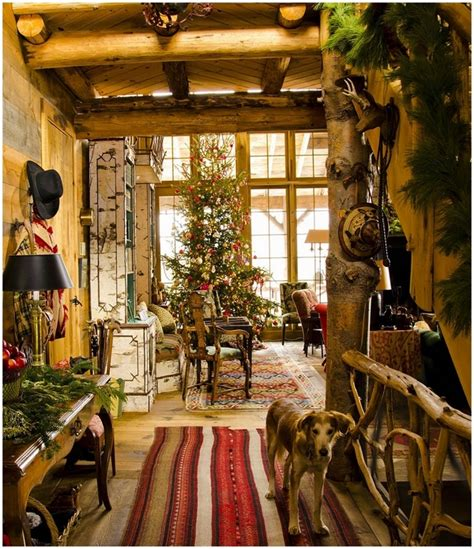 rustic christmas decor ideas fun crafts and diy