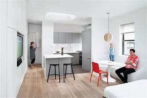amenagement petite surface appartement top amnagement With good meubles pour petit appartement 11 decoration salon avec tomettes