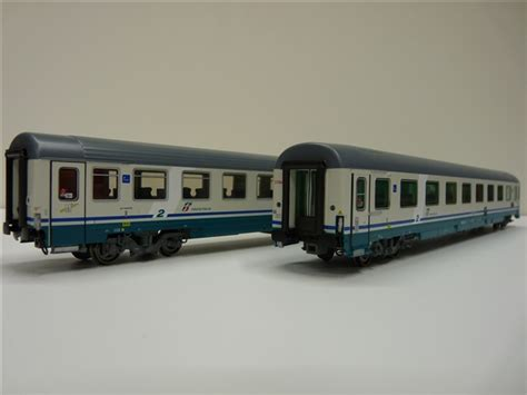 carrozze treni in vendita acme 55141 set 2 pz carrozze per treni ic in livrea xmpr