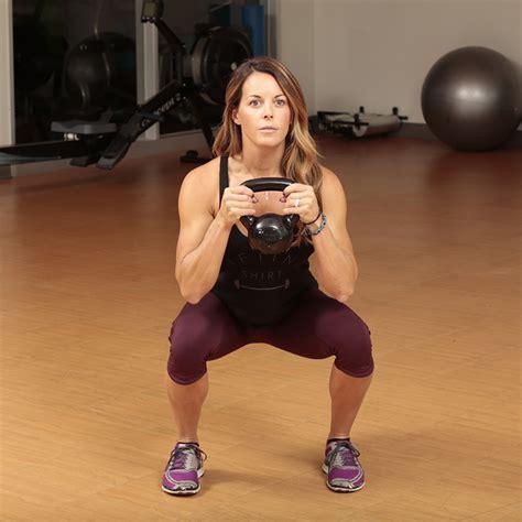 kettlebell squat clean exercises bodybuilding female exercise guide main