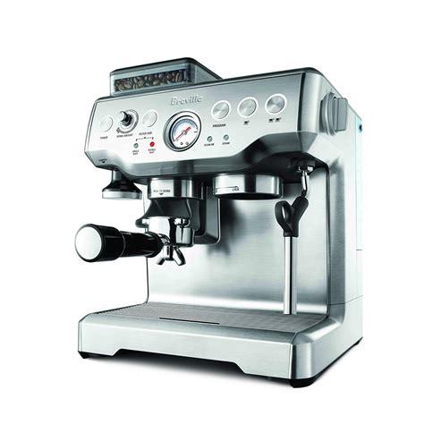 cafetera breville barista bes860xl expresso nueva en su caja ventas transparentes