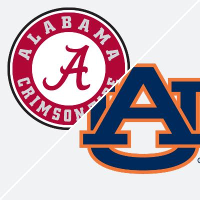 alabama  auburn game summary january   espn