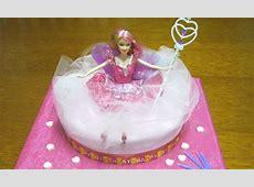 Fairy birthday party cake Kidspot
