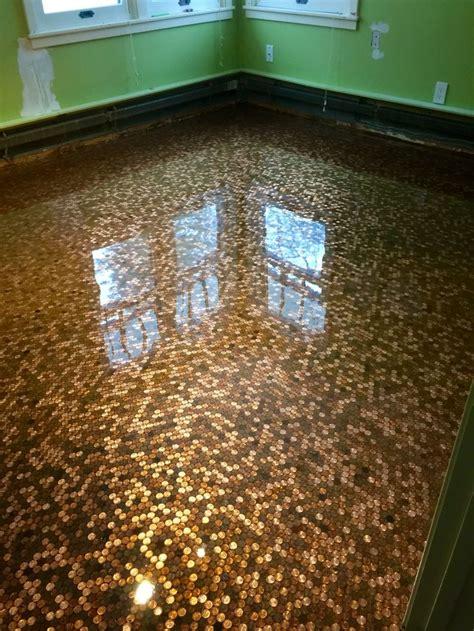 penny floor  sierra concrete arts stained concrete
