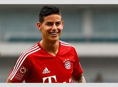 James Rodriguez is looking forward to playing for Niko