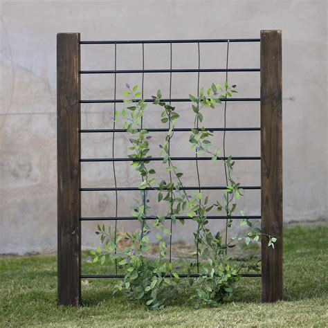 Outdoor Trellis Panels by Metal Wall Trellis Panels Reviravoltta