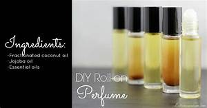 DIY Roll On Perfume With Essential Oils Butter Nutrition