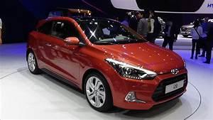 Hyundai I20 2016 : 2016 hyundai i20 coup exterior and interior 2015 geneva motor show youtube ~ Medecine-chirurgie-esthetiques.com Avis de Voitures
