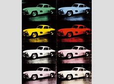 NonDriving Andy Warhol Was Fascinated with Cars