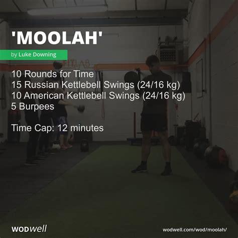 moolah wod