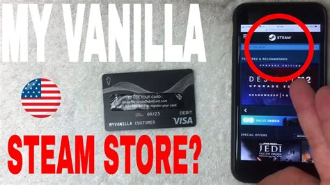 One day my friend tore up all my credit cards and gave me the vanilla debit card explaining i could only use what funds were available on the card… Can You Use My Vanilla Prepaid Debit Visa Card On Steam Games 🔴 - YouTube