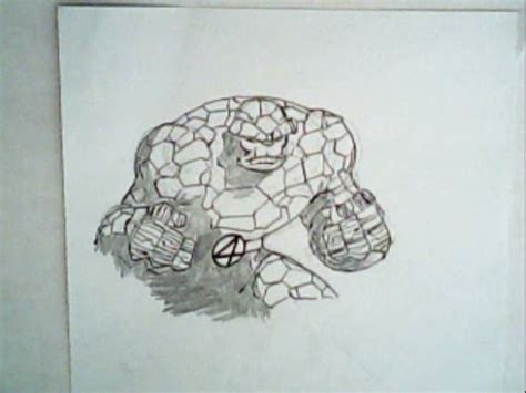 draw    fantastic  marvel comics