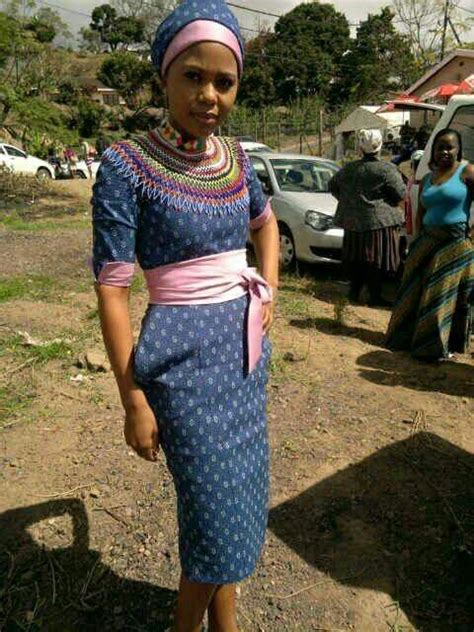 shweshwe south african outfits  trends  fashionre