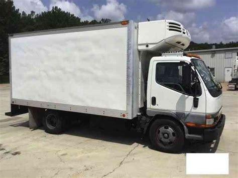 mitsubishi truck 2004 mitsubishi fuso 2004 van box trucks