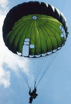 Military Parachute Types
