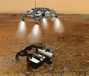 Images - Landing on Mars for a Short Stay