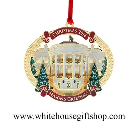 39 best white house historical official ornaments images on pinterest