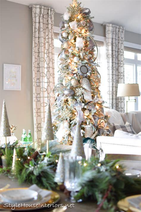 simple elegant time saving christmas decor decked