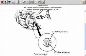Honda 4 Wire Alternator Wiring Diagram Alternator Wiring Circuit Wiring Diagrams 3 Wire Alternator To 4 Wire Conversion Honda Civic Forum Alternator Help Honda Tech Honda Forum Discussion Alternator Wiring Honda Tech