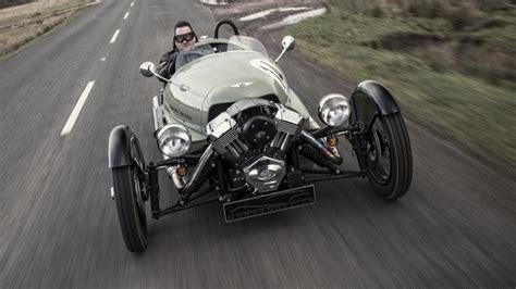 Morgan 3-wheeler Review
