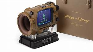 Fallout 4 Deluxe Bluetooth Pip Boy Is Way Better Than