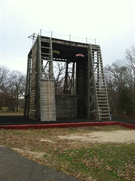 sapper leader  rappel tower structural study