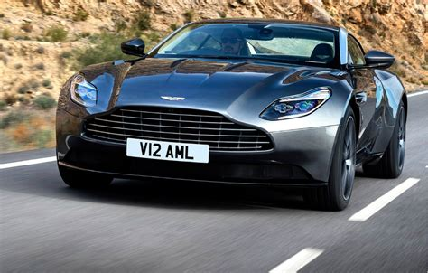 2016 Aston Martin Db11 Bows In Geneva