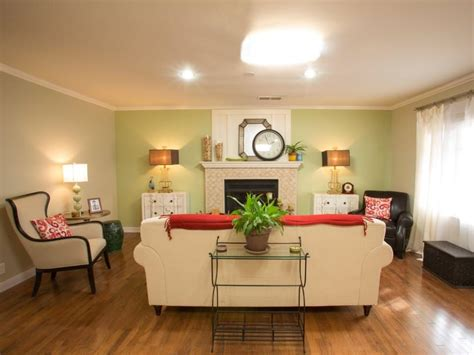 Rustic Accent Wall Ideas For Living Room  Painting Accent