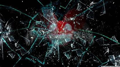 Broken Glass Deadmau5 Wallpapers Desktop Background Backgrounds