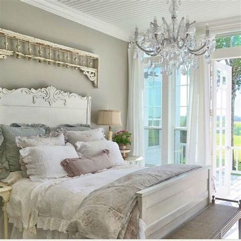 Country Chic Bedroom by Master Bedroom At The Farmhouse Cupolaridge