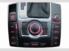 Audi A6 Reparatur MultimediaInterfaceMMI Bedienelement
