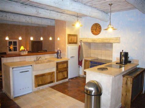cuisine rustique salon de provence  fabricant de