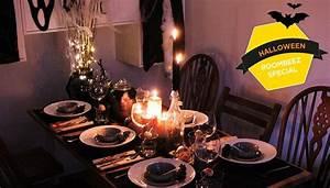 Gruselige Halloween Deko Selber Machen : halloween tischdeko 3 gruselige ideen zum selbermachen video tischdeko halloween und ~ Yasmunasinghe.com Haus und Dekorationen