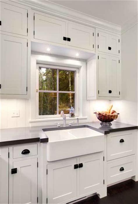 white kitchen cabinets with black hardware rubbed bronze hardware design ideas 2064