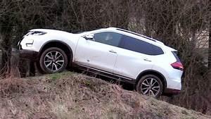 Nissan X Trail 4x4 : new 2018 nissan x trail 2 0 dci 4x4 road off road driving footage youtube ~ Medecine-chirurgie-esthetiques.com Avis de Voitures