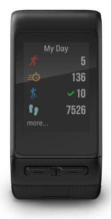 garmin vivoactive hr sport gps smartwatch test pulsuhr