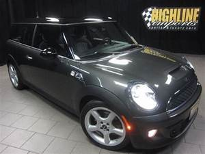 Sell Used 2008 Mini Cooper Clubman S  Hot Chocolate Brown