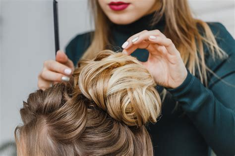 Experienced Hair Stylist by Lionesse Flat Iron What To Look For In A Wedding Day Stylist