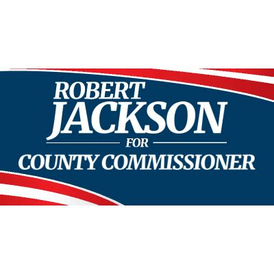 county commissioner political banners speedysignsusa