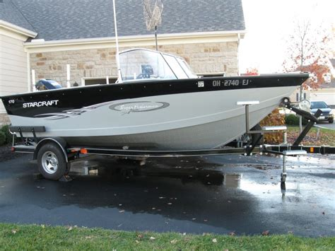 Fishing Boat And Motor Packages by Starcraft Superfisherman Boat And Motor Package Ohio