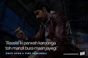 22 Bollywood Di... Bombay Film Quotes